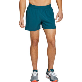 "asics Road 5"" Shorts Hombre, magnetic blue"